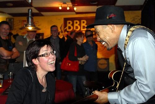 John Primer - 30 januari 2011 Nix, Enschede