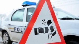 Accident cu scandal, în Bartolomeu