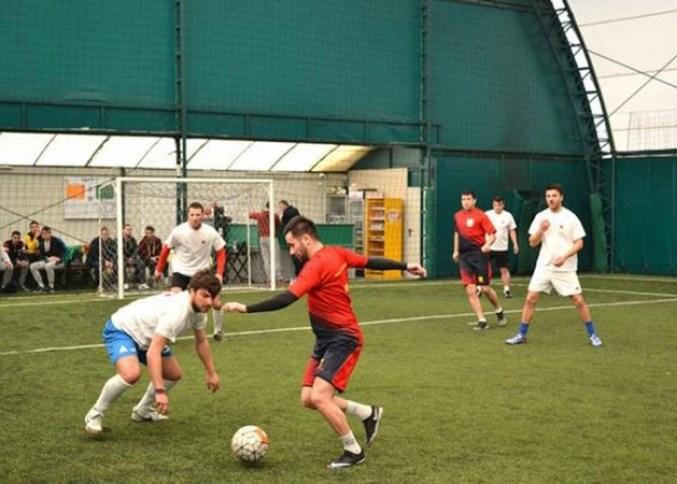 Turneul regional de minifotbal se dispută la Brașov