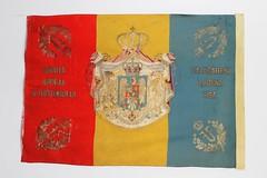 Drapelul Regimentului 14 Dorobanți Roman -  model 1922