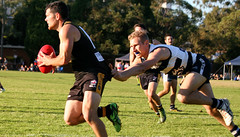 Balmain Tigers v Camden Cats AFL Division1 May 27 2017 000110