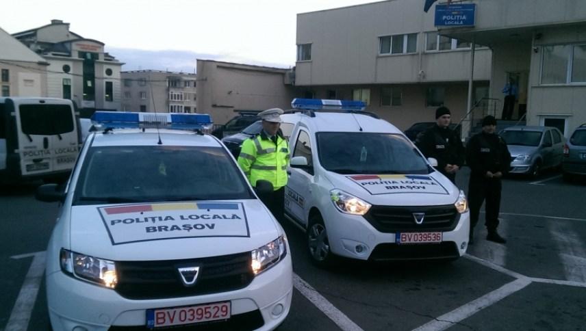 Poliția Locală Brașov face angajări