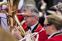 Andy Ralph on Tenor Horn