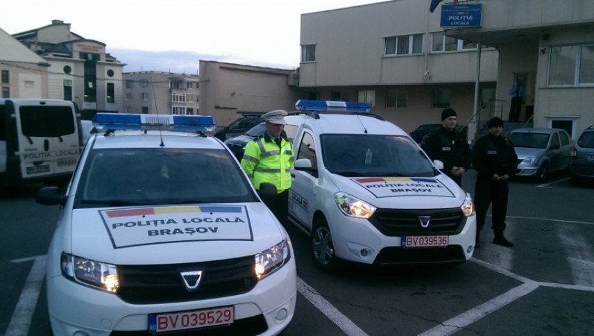 Poliția Locală nu are voie să oprească mașini
