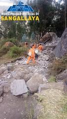 Segundo Proyecto Finalizado mejora del canal kollpa Tramo Sangallaya