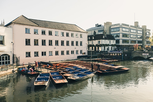 Scudamore's boatyard