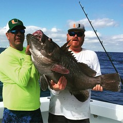Warsaw Grouper Fishing Miami