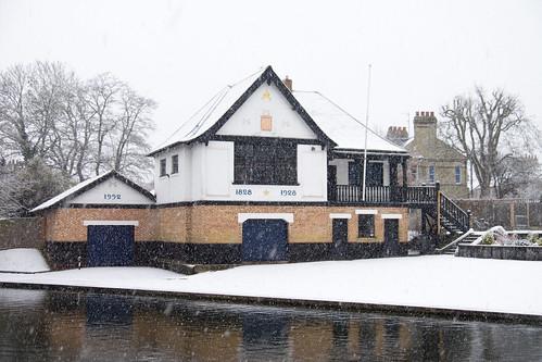 Peterhouse Boat House