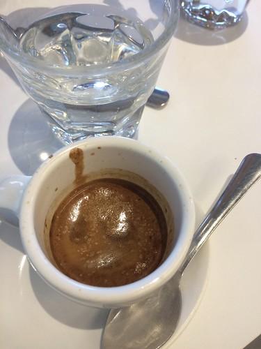 Blue Bottle's espresso. Like the gods commanded.