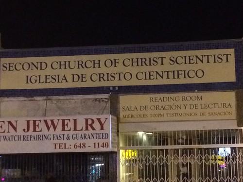 Bilingual Christ