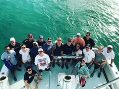 Lot of fun today with a great group of 20 anglers. #deepseafishingmiami#spellbound