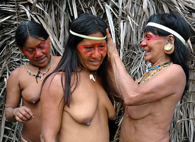 amazon native girls