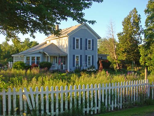 Bruce Township Farmhouse