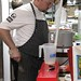 Waldorf Hotel | sous chef Mike Wrinch