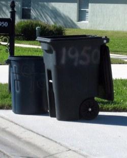 Small Of 64 Gallon Trash Can