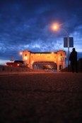 Burrard Bridge - Twilight