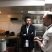 Waldorf Hotel | Co-owners Ernesto Gomez and Thomas Anselmi with sous chef Mike Wrinch