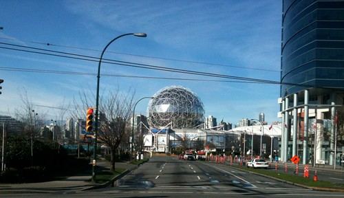 Science World/Russian Olympic Pavillion