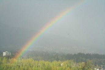 Rainbow - North Shore
