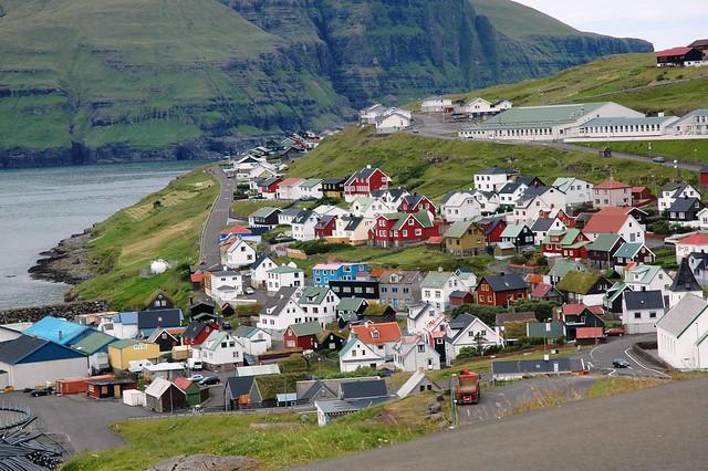 Eiði, Eysturey, Faroe Islands