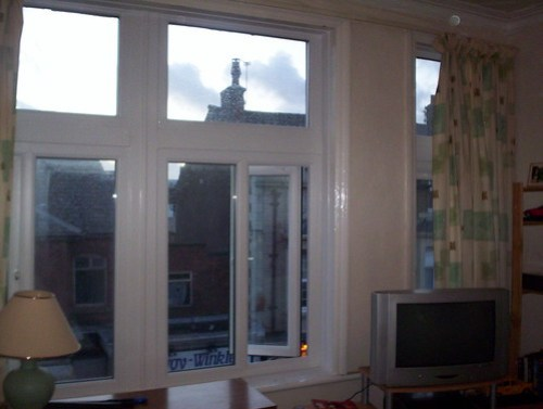 New double glazed windows