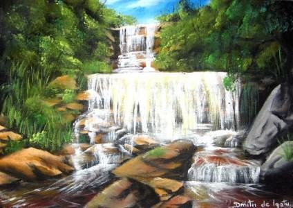 Cachoeira dos pombos
