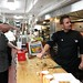Waldorf Hotel |  In the kitchen with executive chef Ned Bell and sous chef Mike Wrinch