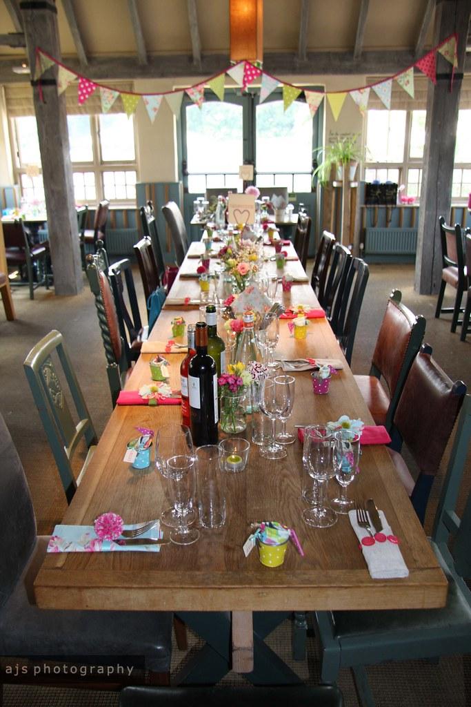 big day | big table
