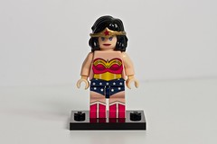 Lego Super Woman
