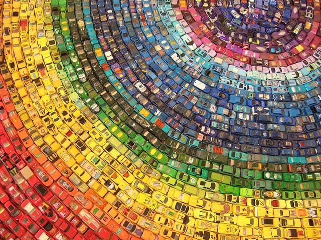 Car Atlas-Rainbow