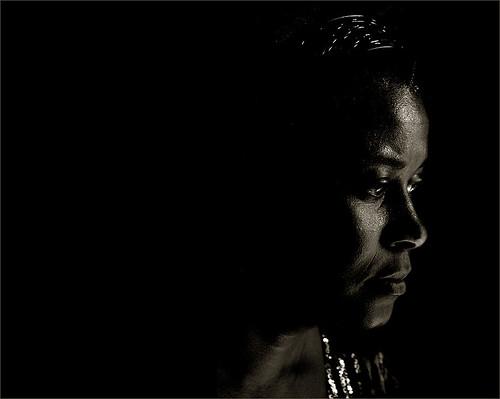 Window light portrait photography / black and white portrait / bw / blackandwhite / - IMG_3170