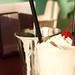 Soft serve vanilla milkshake | Lucy's Eastside Diner