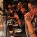 Dry run at Sea Monstr Sushi | The bar