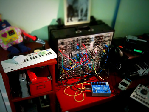 music room and robot factory