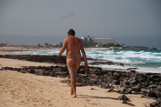 Nudists too.