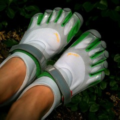 How to Use Vibram Five Fingers Shoes