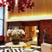 Hotel lobby and Q4 entrance   Q4 al Centro