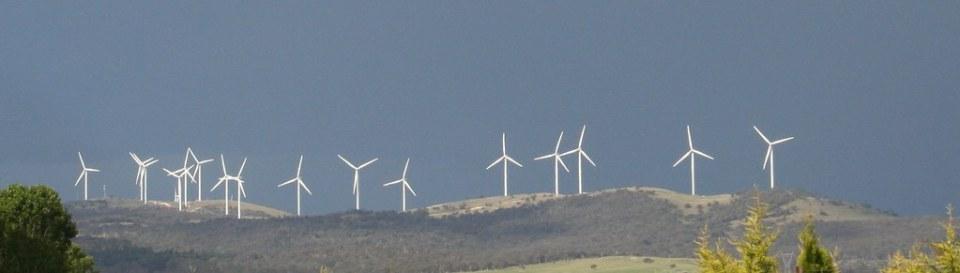 Wind farm wide
