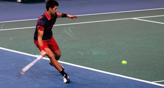 2010 Paris Bercy Masters: Novak Djokovic