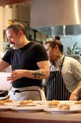 St. Lawrence Pop-Up | Savio Volpe chef Mark Perrier
