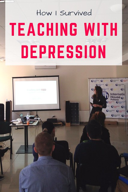 How I Survived Teaching with Depression