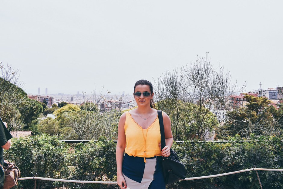 weekend in barcelona-park guell3