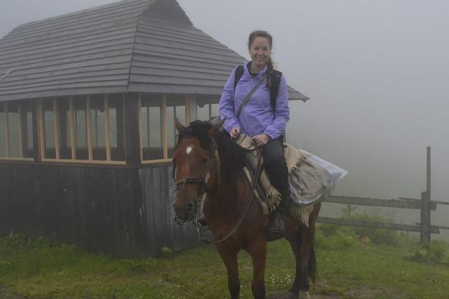 Horseback Riding Trip in the Carpathians _ Me and Zirka
