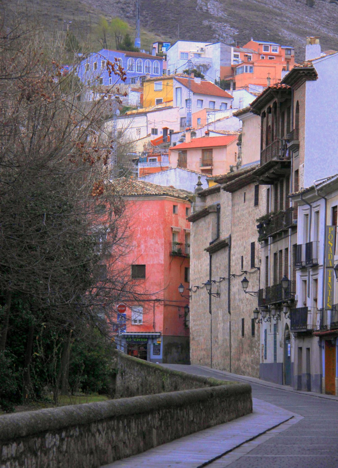 Cuenca's Hanging Houses are now converted to museums or restaurants