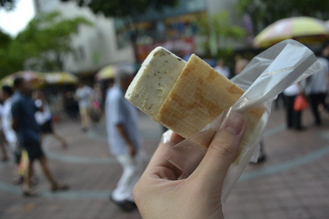 Write About Singapore _ Singapore Ice Cream Sandwich