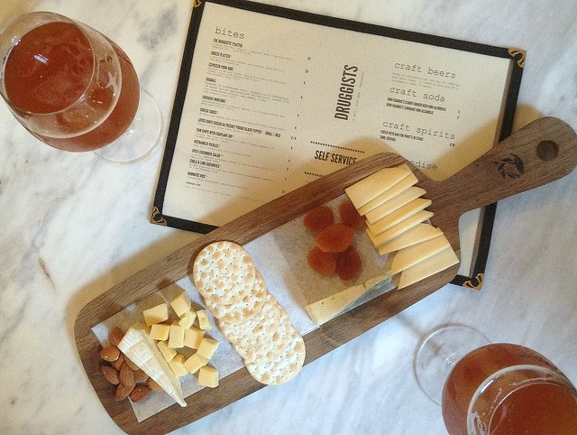 Write About Singapore _ Cheese Plate and Craft Beer in Singapore
