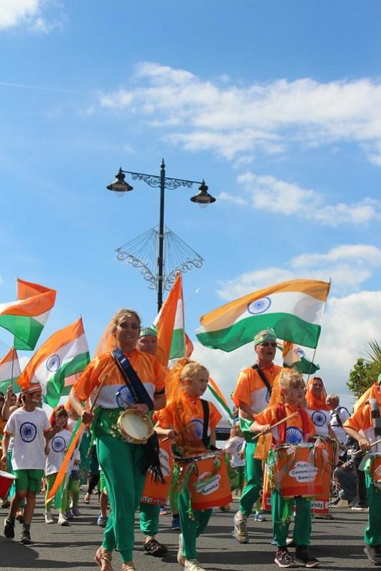 Reflections of India. Photo credit Cristie Bradley