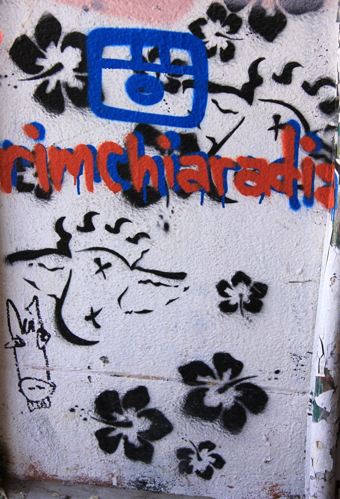 Graffiti Lane is must visit in Ghent