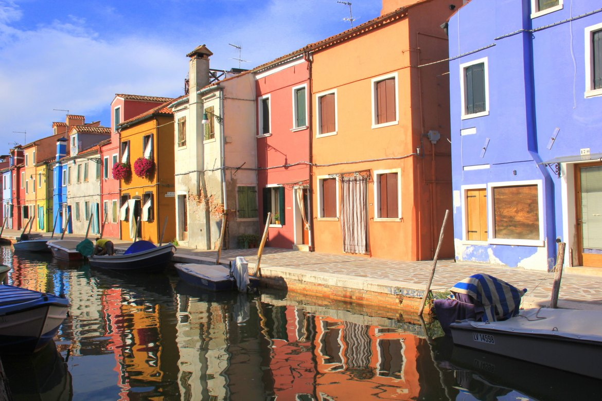 Burano is not to be missed on your Venice trip