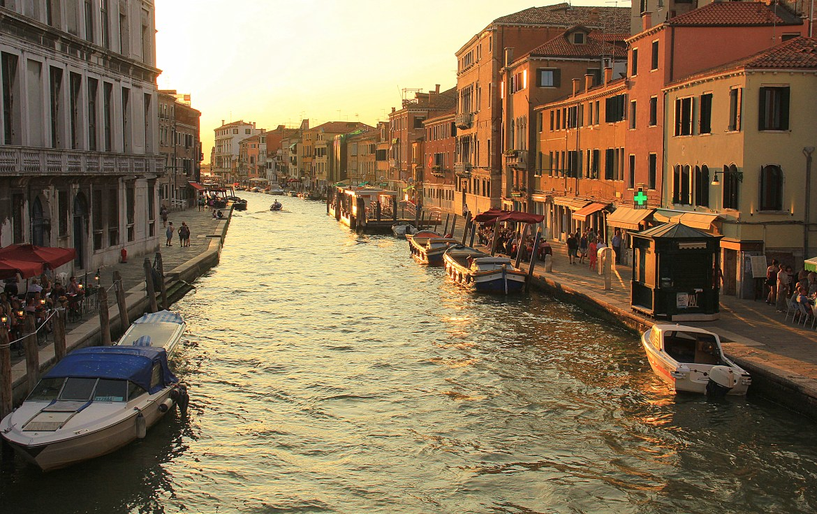 A travel pass saves money on transportation for those aiming at Venice on a budget.